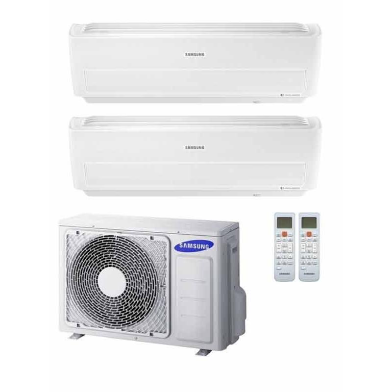 Condizionatore Samsung dual split Windfree AR9500M WIFI A++ 12000+12000 AJ050FCJ3EH