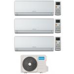 CONDIZIONATORE OLIMPIA SPLENDID NEXYA S4 E WIFI TRIAL SPLIT 9000+9000+9000 BTU INVERTER GAS R32 OS-CEMYH21EI A++