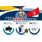 EUROACQUE KITSALVACALDAIA CALDAIA DEFANGATORE + DOSATORE + NEUTRALIZZATORE