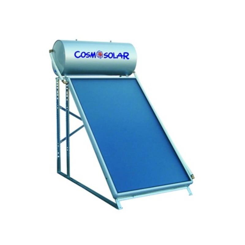 Pannello Solare Cosmosolar Circolazione Naturale 160 Litri per Tetto Piano e Inclinato EGLK200/2,53