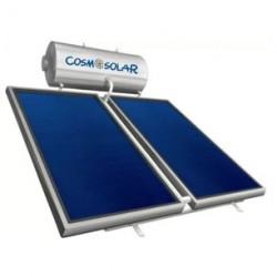 Pannello Solare Cosmosolar Circolazione Naturale 200 Litri per Tetto Piano e Inclinato EGLK200/4,00