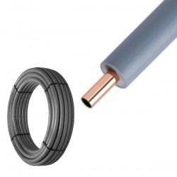 """TUBO RAME PER CONDIZIONAMENTO DA 3/8"""" (12,70 mm.)"""