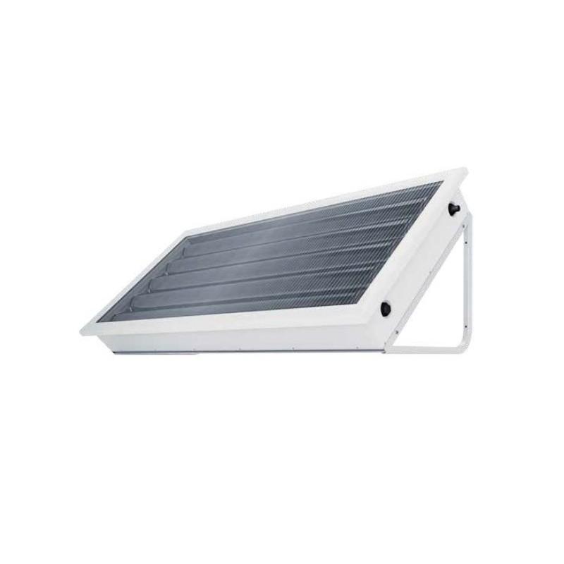 Pannello Solare Pleion Ego 220 Circolazione Naturale 210 Litri Bianco per Tetto Piano e Inclinato 1020002200